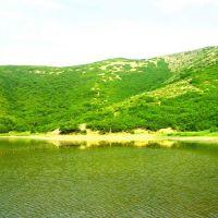 Aleutian lake, Аян
