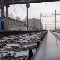 ЖД вокзал, Бикин