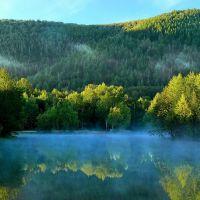 Искуственное озеро около Солнечного, Болонь