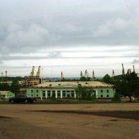 Vanino port, Ванино