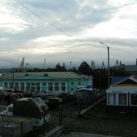 Порт Ванино, Ванино