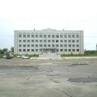 Дом правительства, Ванино