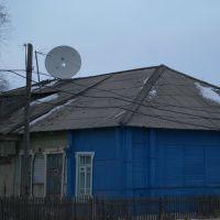 """Дом возле """"стекляшки"""" - п. Волочаевка - 2, Волочаевка Вторая"""