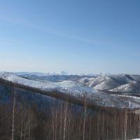 перевал Кузнецовский, Россия, Дальний Восток, Высокогорный