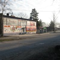 "Улица Орджоникидзе, ТЦ ""ЮВЕНТА"", Вяземский"
