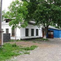 Средняя школа № 1. Школьные учебные мастерские, Вяземский