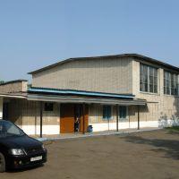 ДЮСШ (Детско - юношеская спортивная школа), Вяземский