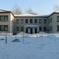 Детский сад № 4. Вид до ремонта., Вяземский