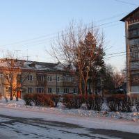 дома на улица Карла Маркса, Вяземский
