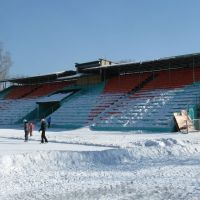 "стадион ""Локомотив"", Вяземский"