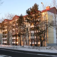 дом на улице Коммунистическая, Вяземский