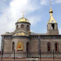 Михаило-Архангельский храм, Ленинское