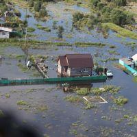 Наводнение в селе Ленинское, Ленинское
