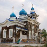 Нелькан-Церковь Благовещения, Нелькан