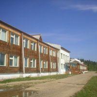 Школа, Нелькан