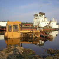 река Мая - открылось судоходство, Нелькан