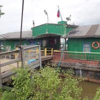 The ferry wharf, Николаевск-на-Амуре