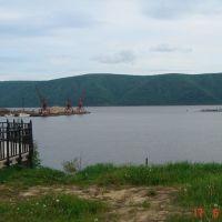 Правый берег Амура, Николаевск-на-Амуре