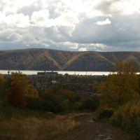 An autumn in Nikolaevsk-City, Николаевск-на-Амуре