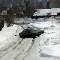 Эх дороги ..., Николаевск-на-Амуре