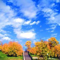 скверная лестница, Николаевск-на-Амуре