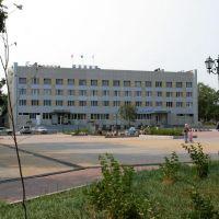 """Гостиница """"Сeвер"""", Николаевск-на-Амуре"""