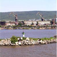 Портовые сооружения, Николаевск-на-Амуре