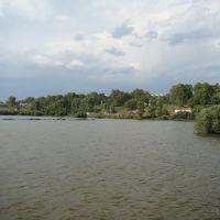 Берег старого причала 2012 год, Николаевск-на-Амуре