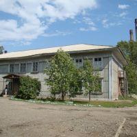 Поликлиника Николаевской больницы (2012 год), Николаевск-на-Амуре