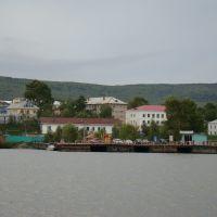 Причал, Николаевск-на-Амуре
