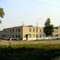 Николаевская тюрьма, Николаевск-на-Амуре