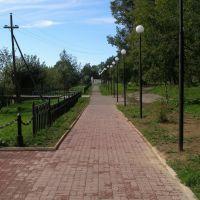 Ниолаевк н/а в сквере 5.09.2006г., Николаевск-на-Амуре