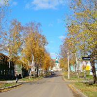 Улица к храму, Николаевск-на-Амуре