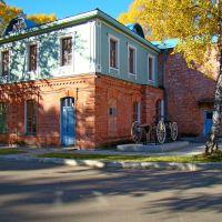 Краеведческий музей, Николаевск-на-Амуре