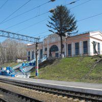 estación de Obluchje (Облучье). Rusia, Облучье