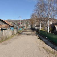 Obluchye (2012-10) - Side road, Облучье