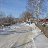Obluchye (2013-02) - Bus station near train station, Облучье