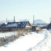 Dorf Ochotsk, Охотск