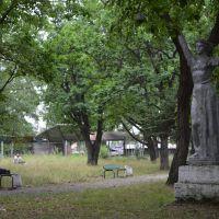 Памятник охраняет спящего, Переяславка