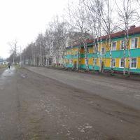 Улица Гончарова, Советская Гавань