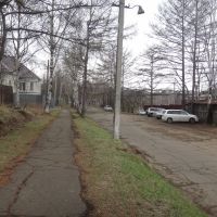 Улица Советская, Советская Гавань