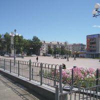 Square of Victory, Советская Гавань