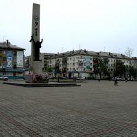 Советская Гавань, площадь, 02.06.2010, Советская Гавань