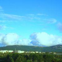 Облака, Советская Гавань