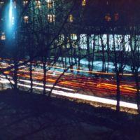 Огни небольшлго города, Советская Гавань