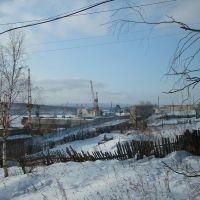 February 2003, Oil Platform ORLAN, Советская Гавань