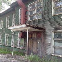Старый музей завода, Советская Гавань
