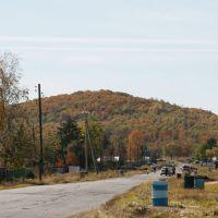 Окраина села Троицкое, Троицкое