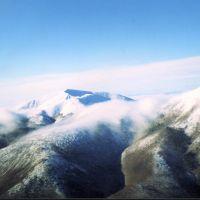 Окрестности горы Сюрдок с высоты вертолётьего полёта, Тугур