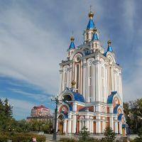 俄罗斯哈巴罗夫斯克--Orthodox churches--教堂, Хабаровск